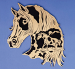 Nature's Majesty (Horse) Project Pattern