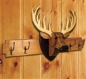 Wall Mounted Deer Rack Project Patterns
