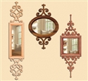 Decorative Wall Mirrors Project Patterns