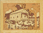 Covered Bridge Project Pattern