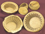Decorative Baskets #1 Project Patterns