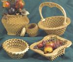 Decorative Baskets #4 Project Patterns