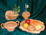 Decorative Baskets #8 Project Patterns