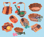 Basket Set Combo Project Patterns