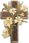 Easter Cross Intarsia Project Pattern