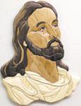Christ Intarsia Project Pattern