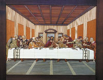 The Last Supper Intarsia Project Pattern