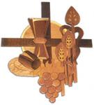 The Eucharist Intarsia Project Pattern