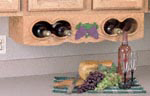 Grapevine Wine Rack Project Pattern