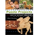 Puzzle Projects for Woodworkers Pattern Book