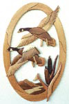 Geese Intarsia Project Pattern