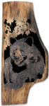 Awesome Scroll Sawed Bear Project Pattern