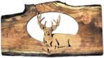 Scrolled Buck Project Pattern