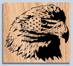Patriotic Eagle Project Pattern
