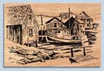 Jersey Boathouse Project Pattern