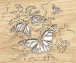 Monarch Project Pattern