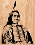 Chief Red Cloud Project Pattern