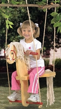 Horse Swing Woodcraft Pattern