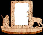 Rifle Season Picture Frame Project Pattern
