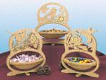 Oval Baskets Set of Project Patterns