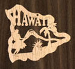 Hawaii Ornament Project Pattern