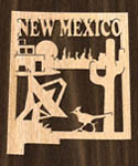 New Mexico Ornament Project Pattern