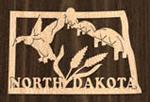 North Dakota Ornament Project Pattern