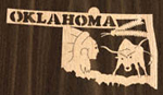 Oklahoma Ornament Project Pattern