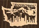 Washington Ornament Project Pattern