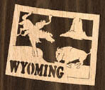 Wyoming Ornament Project Pattern