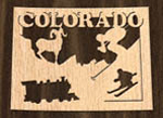 Colorado Ornament Project Pattern