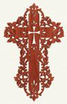 August Cross Project Pattern