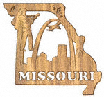 Missouri Plaque Project Pattern