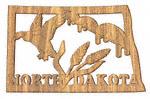 North Dakota Plaque Project Pattern