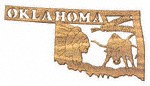 Oklahoma Plaque Project Pattern