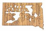South Dakota Plaque Project Pattern