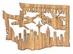Washington Plaque Project Pattern
