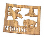 Wyoming Plaque Project Pattern