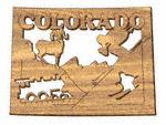 Colorado Plaque Project Pattern