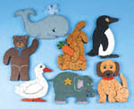 Animal Puzzles Project Patterns