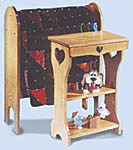 QUILT RACK & PHONE STAND CC12 & CC3