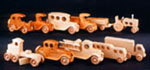 Quick & Easy Vehicles Woodcraft Pattern