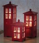 Decorator Lanterns Woodcraft Pattern