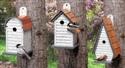 Chickadee / Wren House Woodcraft Pattern