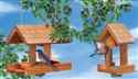 Songbird Feeders Woodcraft Pattern