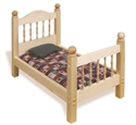 Doll Bed Plans Woodcraft Pattern
