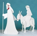 Journey To Bethlehem Woodcraft Pattern