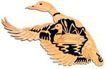Mallard  Duck - Nature's Majesty Project Pattern