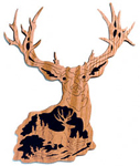 Mule Deer - Nature's Majesty Project Pattern
