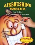 Airbrushing Woodcrafts Book